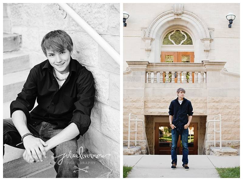 Cheyenne East High Senior photos