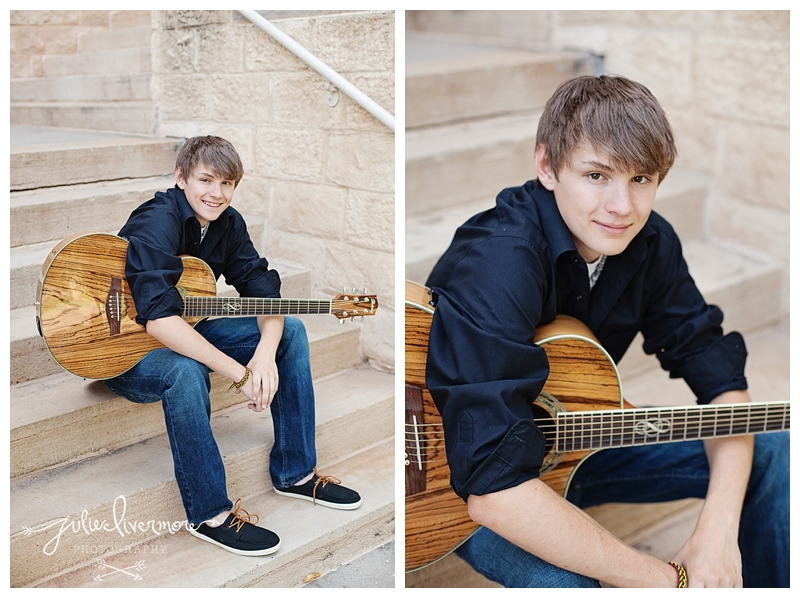 fort collins senior photos