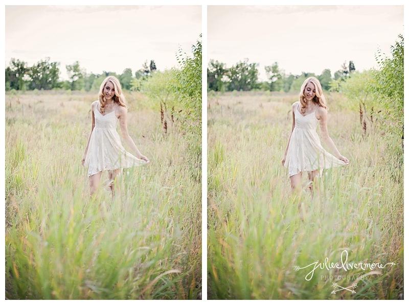 Natural Colorado Senior Photos