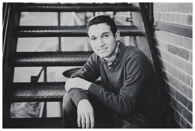 Fort Collins High School Senior photographer