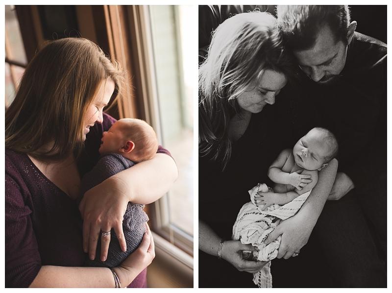 Fort Collins Colorado newborn photos
