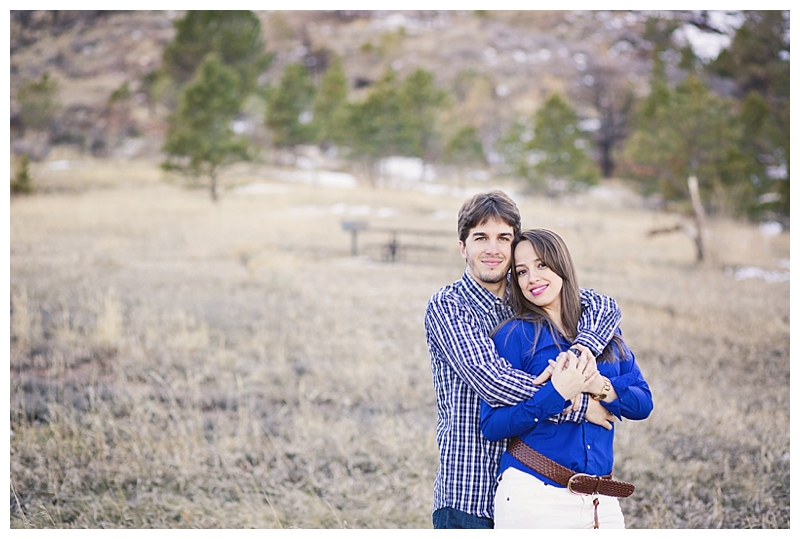 Fort Collins Engagement Photos