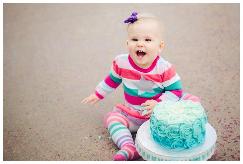 Fort Collins Cake Smash