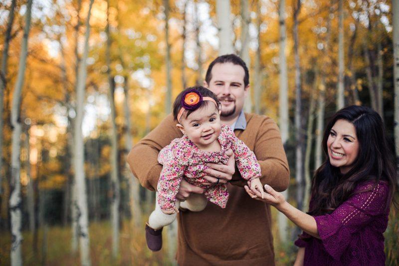 Denver Fall Photos | www.julielivermorephotography.com
