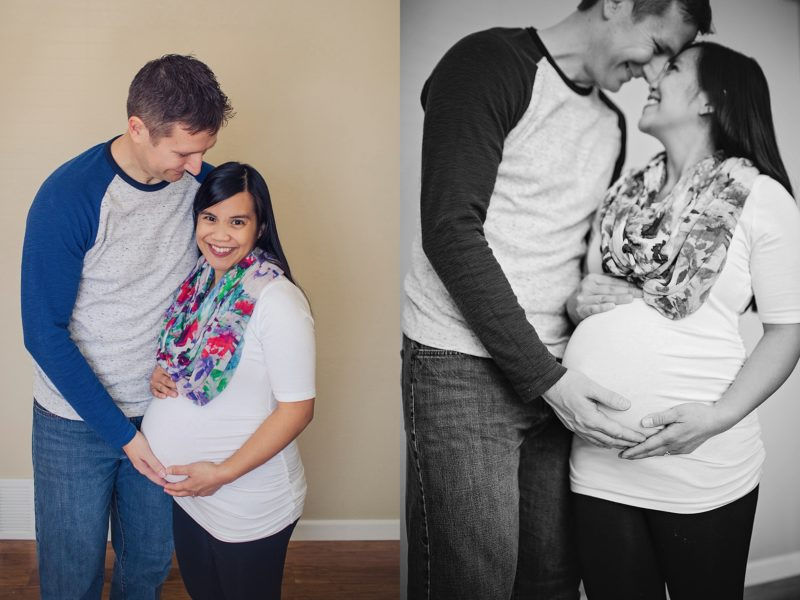 Denver Maternity Session | www.julielivermorephotography.com