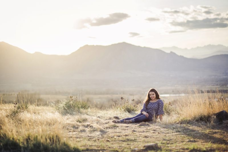 Denver High School Senior Photographer | Daniela 2017
