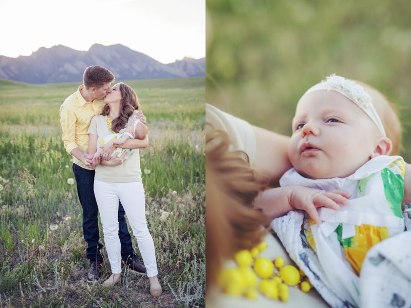 Boulder Baby Photographer | www.julielivermorephotography.com