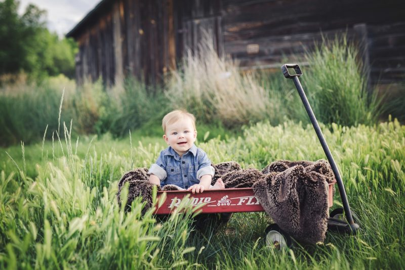 Boulder Baby Photographer | www.julielivermorephotography.com
