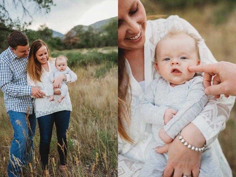Denver Outdoor Newborn Photographer