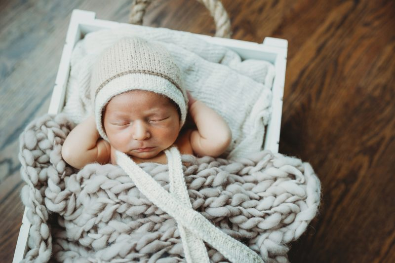 Denver Newborn Lifestyle Photography | www.julielivermorephotography.com
