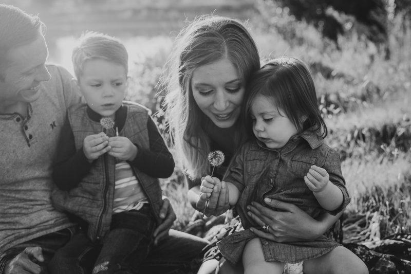 Denver Family Fall Photos | www.julielivermorephotography.com
