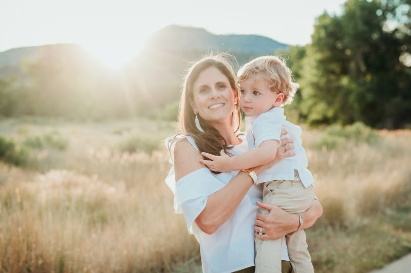 Denver Family Portrait Photographer | www.julielivermorephotography.com