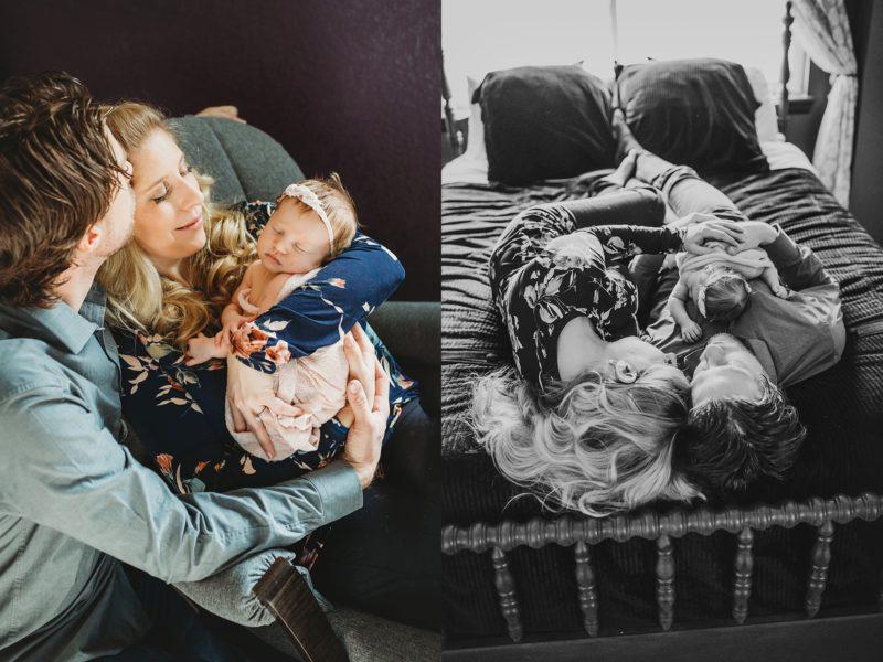 Denver In-Home Newborn Photographer