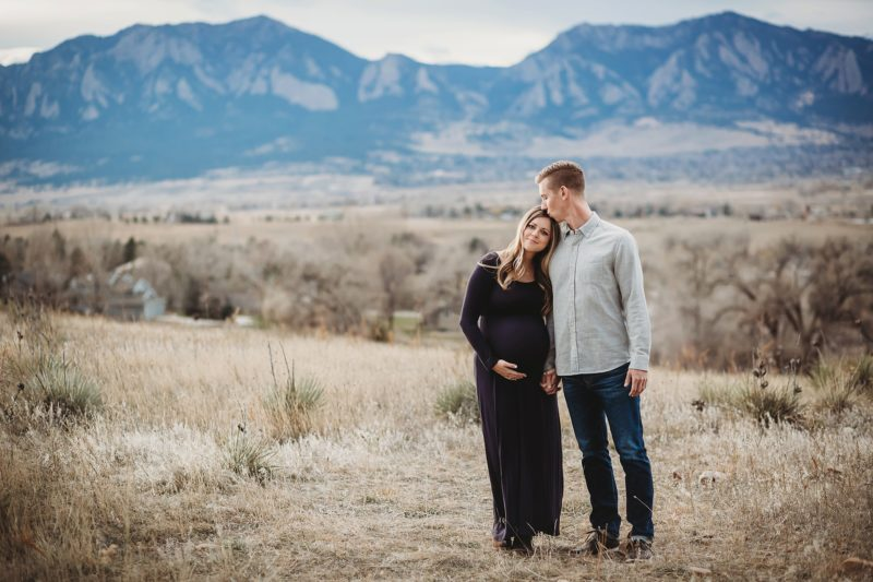 Louisville Colorado Maternity Photographer | www.julielivermorephotography.com