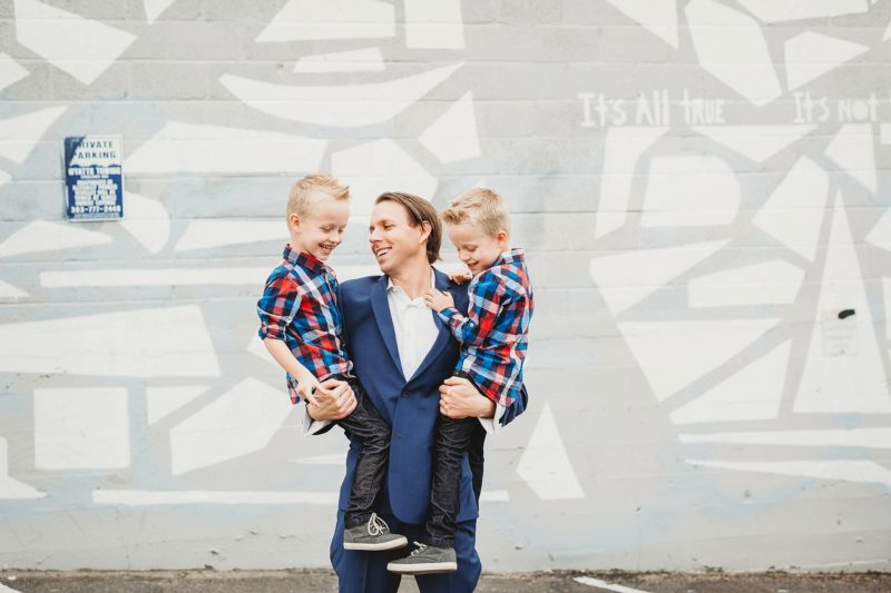 Urban Family Photos | Denver Photographer