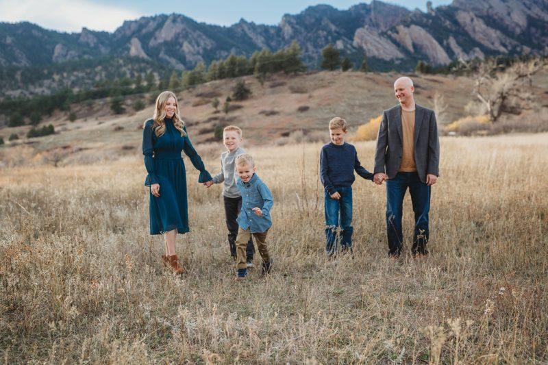 Colorado Family Photography | www.julielivermorephotography.com