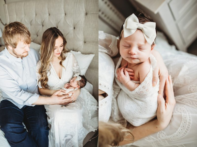 Newborn Lifestyle Photography Denver | www.julielivermorephotography.com
