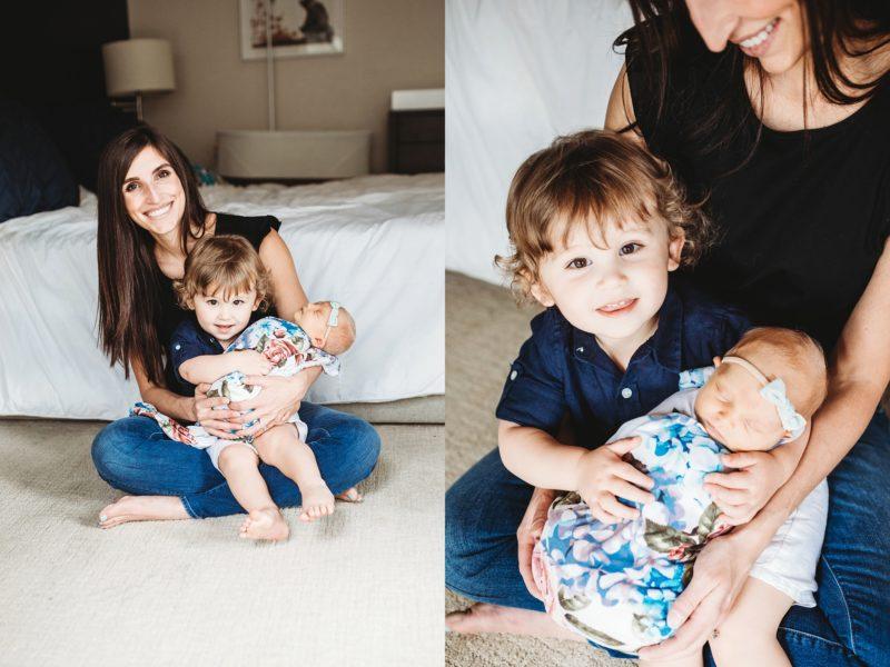Castle Pines Newborn Photographer