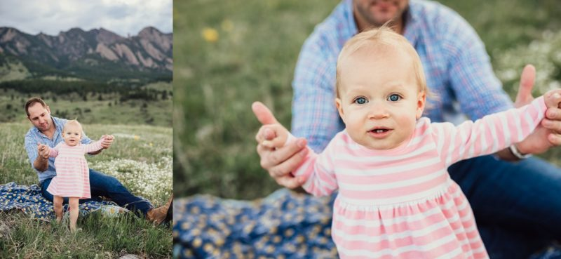 Boulder Outdoor Family Photography