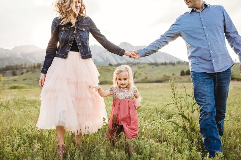 Colorado Photographer, Julie Livermore, captures Spring Family Photo Sessions in Denver, Broomfield and Westminster Colorado.