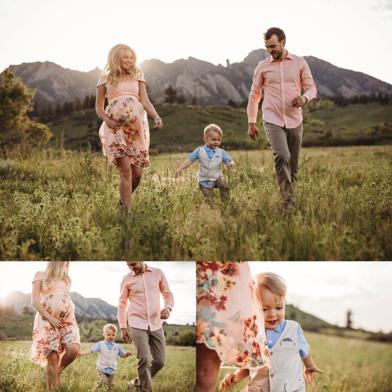 Boulder Maternity Photo Session