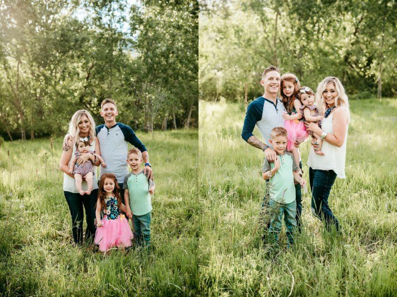 Boulder Family Session Photographer
