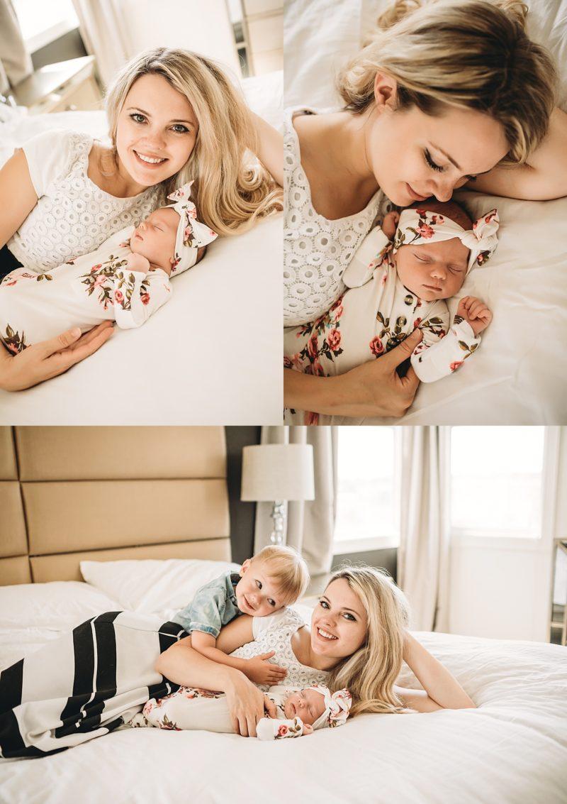 Colorado Newborn Photography Session