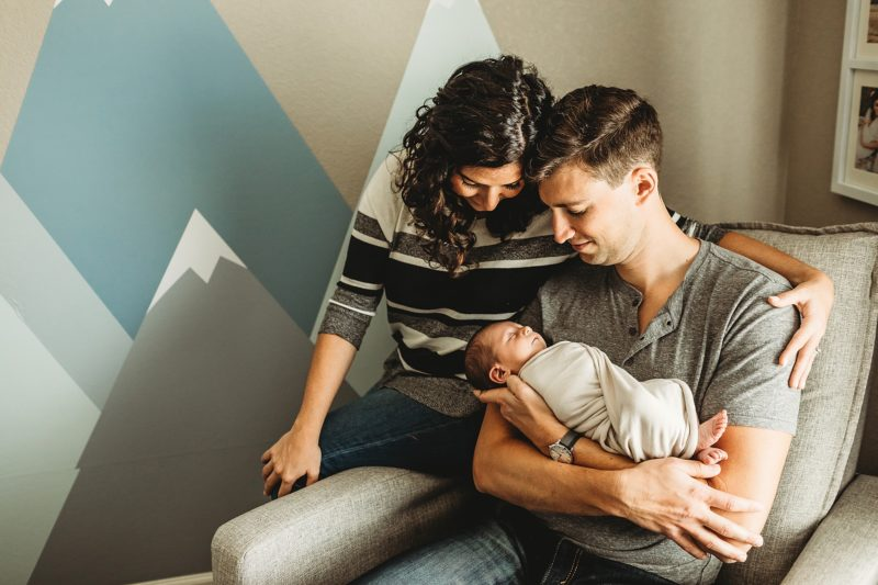 Newborn Photographer in Denver