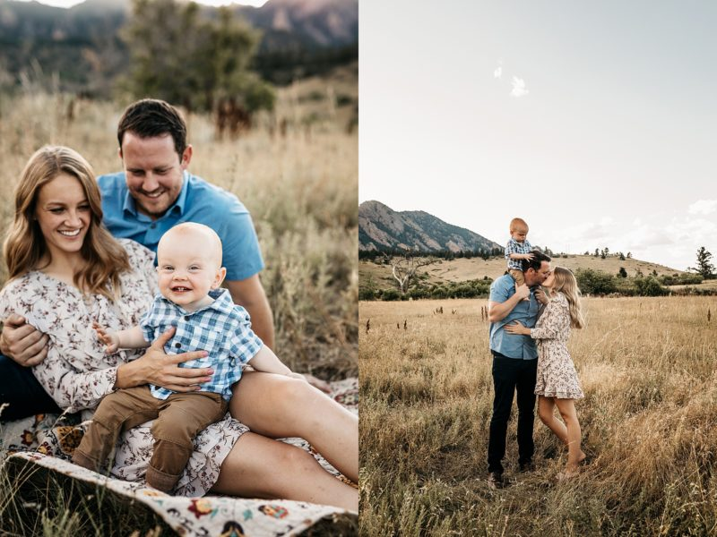 Baby Photographer in Boulder