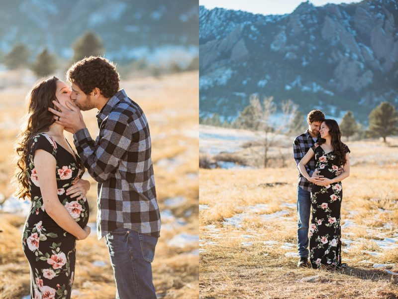 Maternity Photography in Boulder