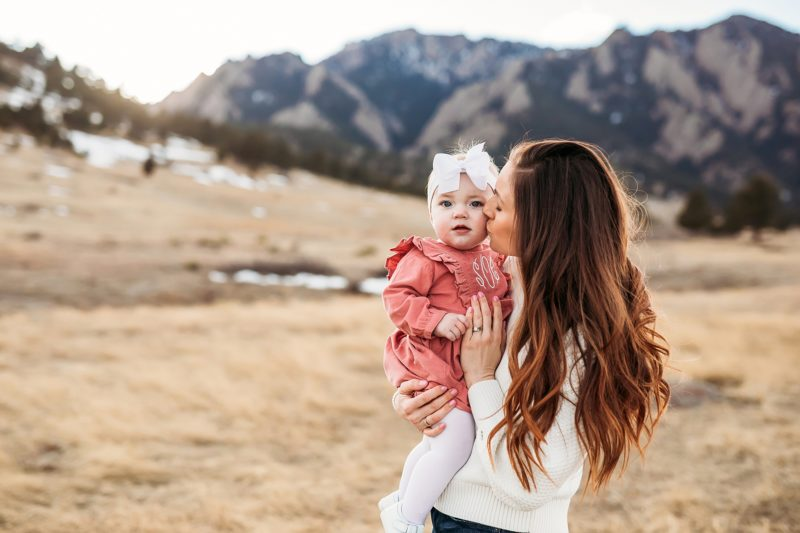 First Birthday Photos in Boulder
