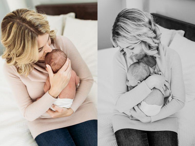 In-home Newborn Photography in Denver, Colorado