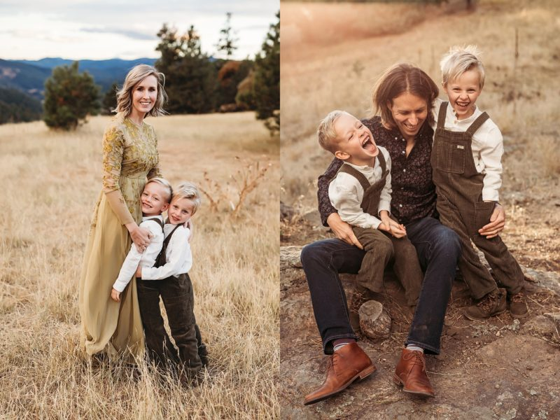 Family Photography in Denver | www.julielivermorephotography.com