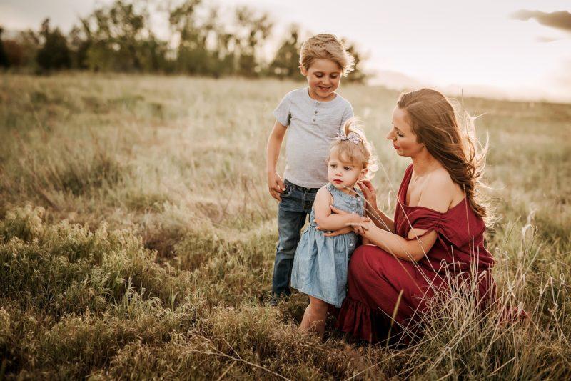 Boulder Motherhood Session