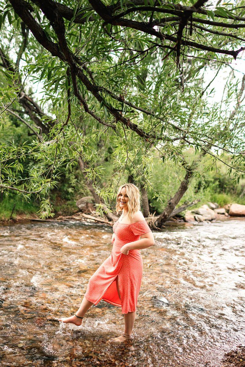 Boulder Senior Photographer