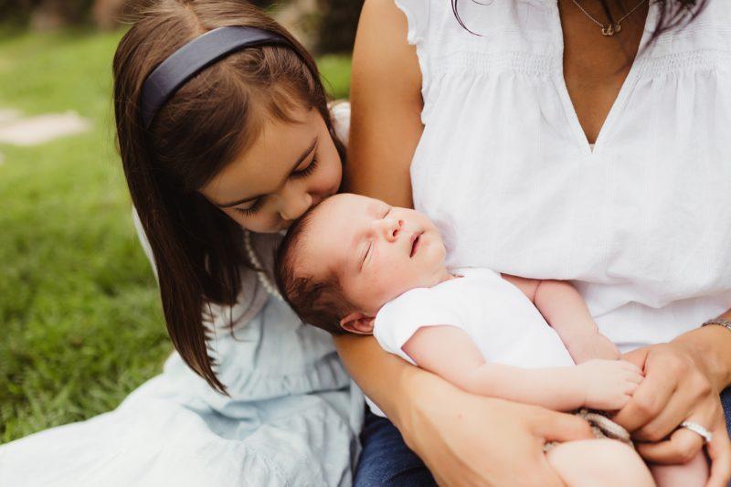 Newborn Photos for Baby #4