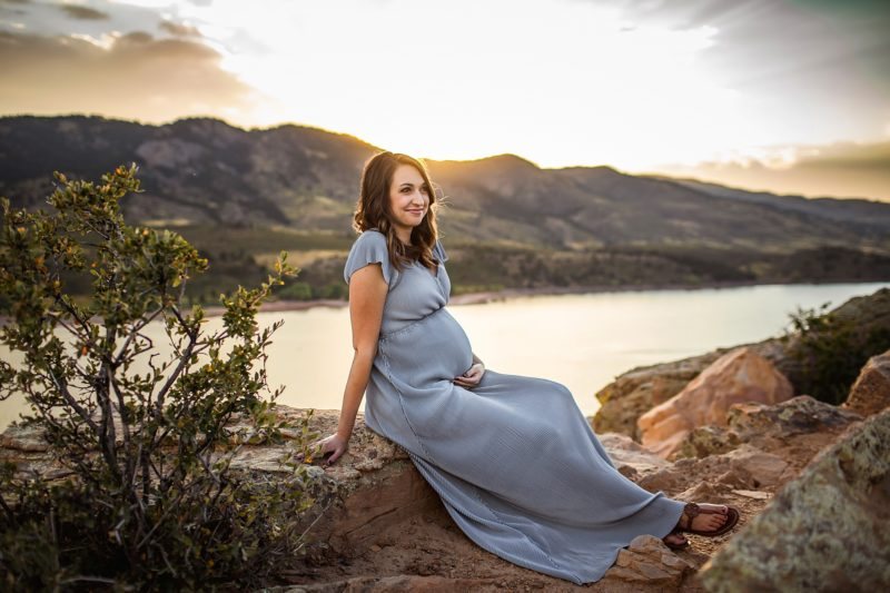 Northern Colorado Pregnancy Session