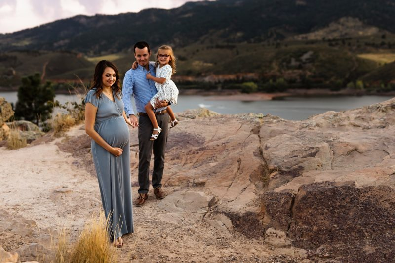 Northern Colorado Maternity Session