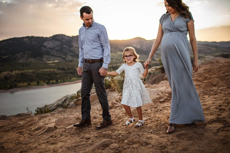 Broomfield Colorado Maternity Session