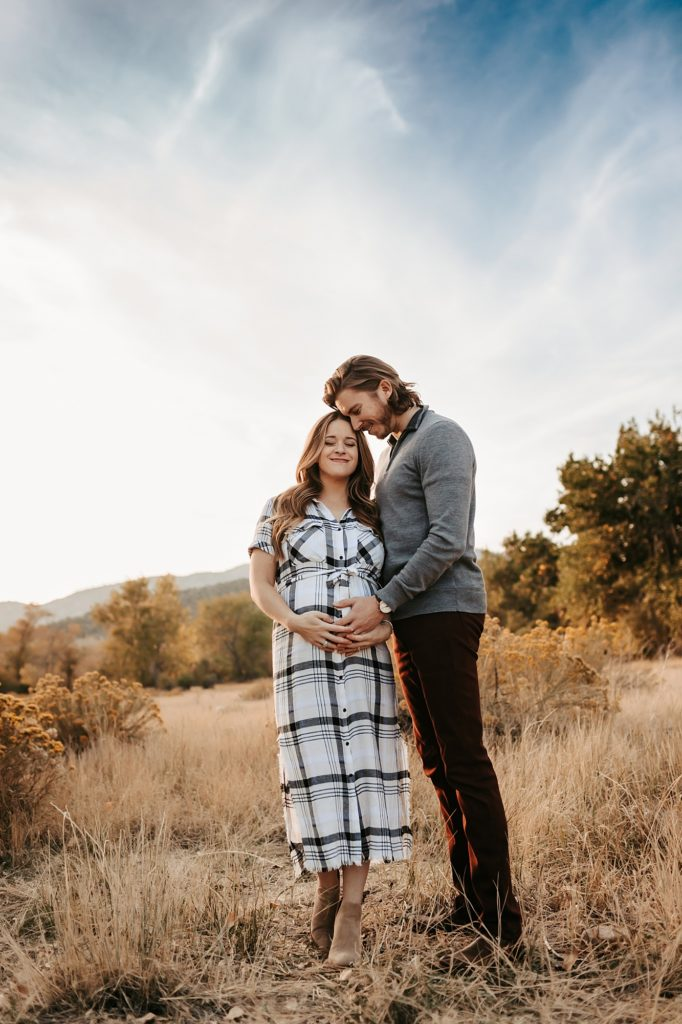 Denver Fall Maternity Photos