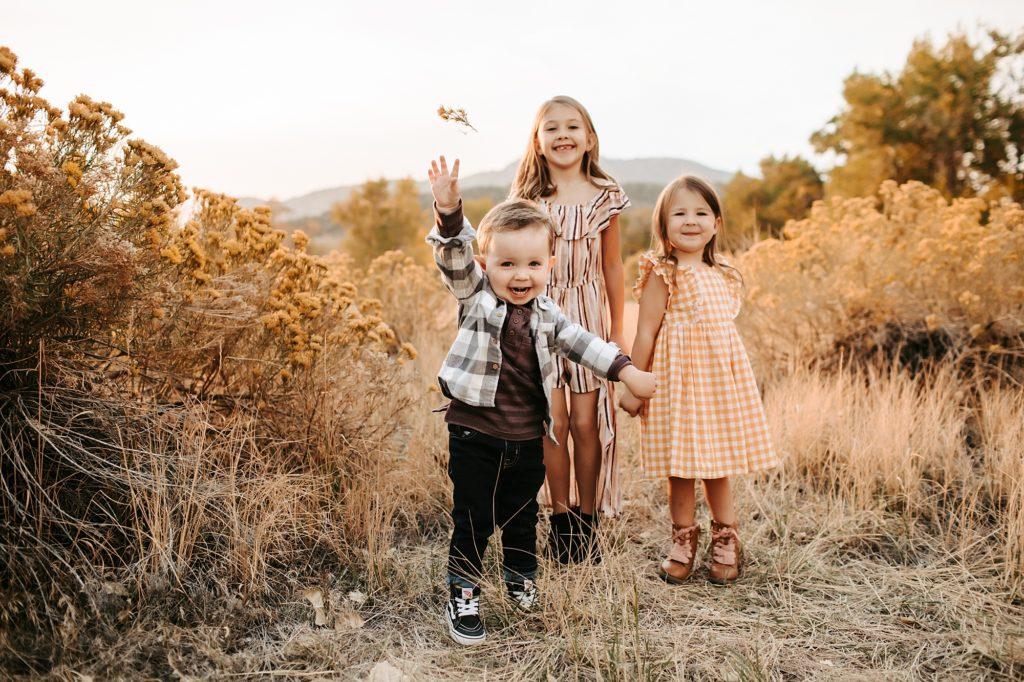 Colorado Fall Family Photos