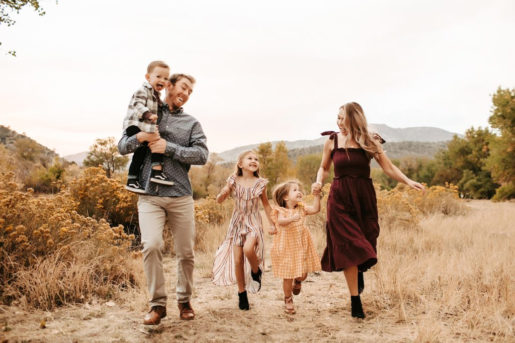 Colorado Fall Family Photos