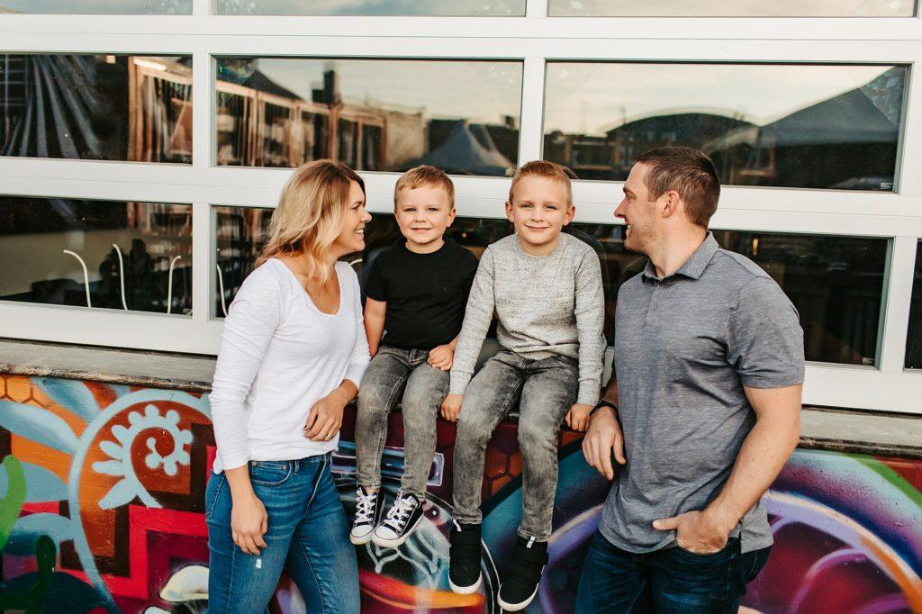 Denver RINO Family Photos
