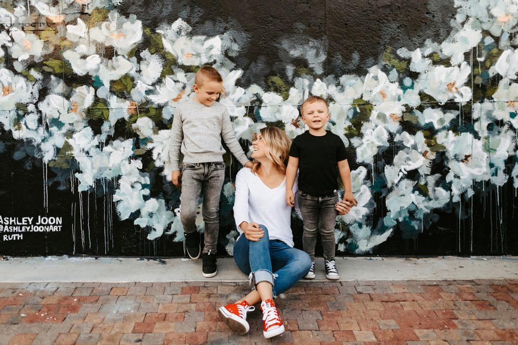 Denver Urban Family Photos