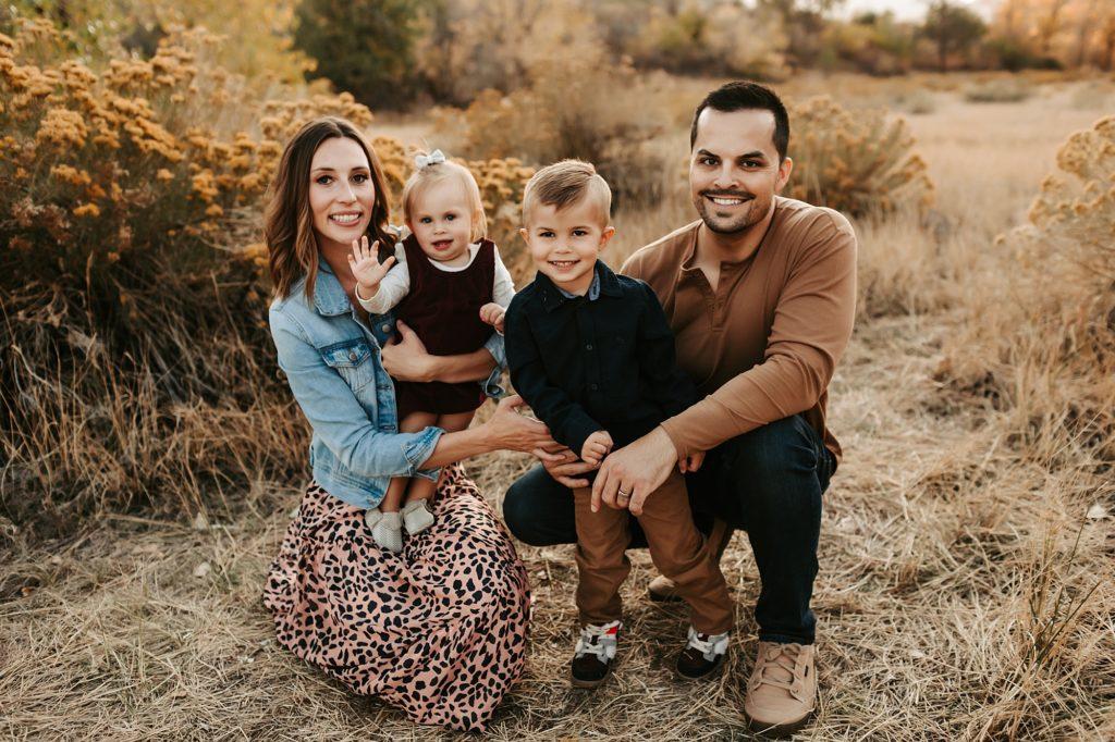 October Family Photos