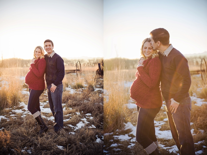 Denver's Best Maternity Photographer