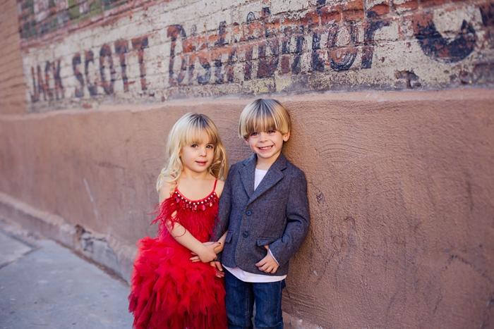 Downtown Denver Family Photos