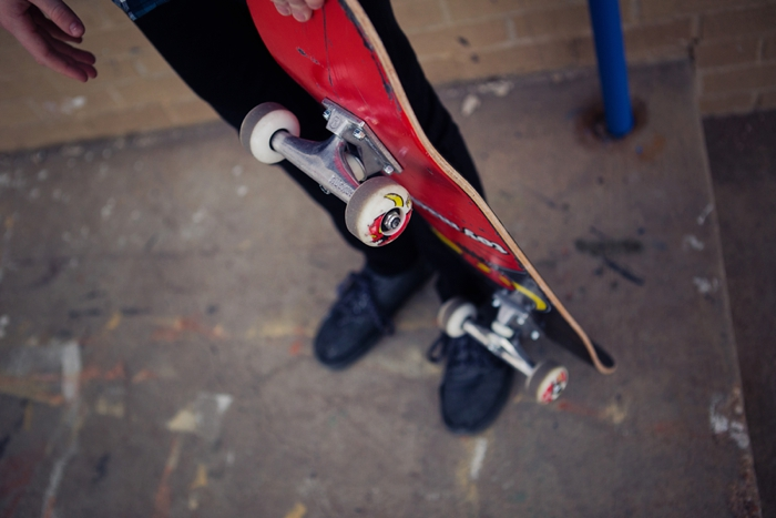 Denver Skateboard Photographer