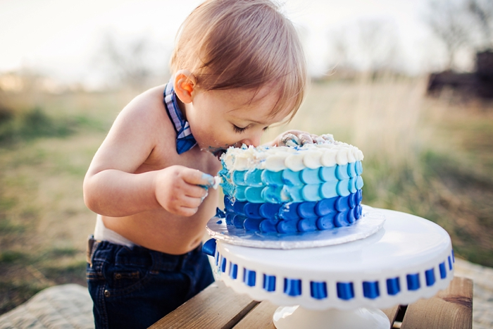 Denver First Birthday Photographer