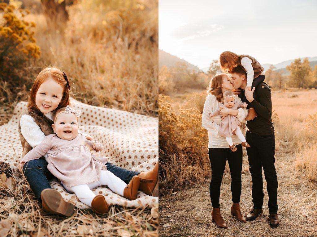 Denver Fall Family Photos